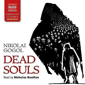 Dead Souls Hörbuch