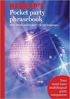 Book Harrap's Pocket Party Phrasebook (Harrap's Phrasebook Series)
