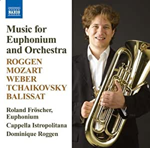 Music for Euphonium & Orch
