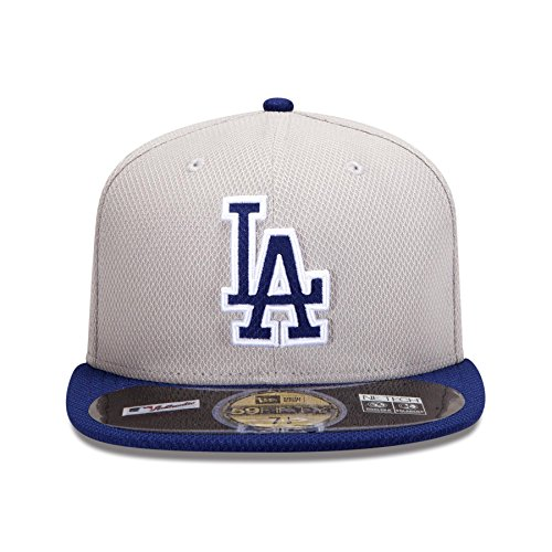 bc85ae60e1e Los Angeles Dodgers 2013 Batting Practice 59Fifty Baseball Fitted Cap