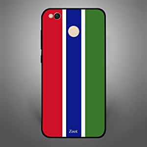 Xiaomi Redmi 4X Gambia Flag, Zoot Designer Phone Covers