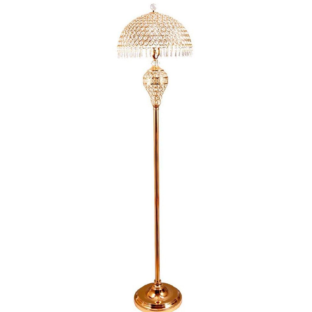 Gx Standleuchte Europaische Luxus Kristall Stehlampe Wohnzimmer
