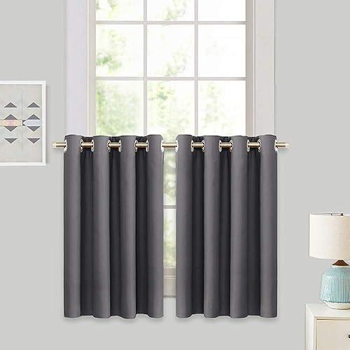 Kitchen Window Curtains: Amazon.com