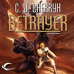 Betrayer Audiobook