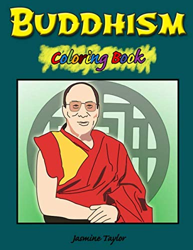 Buddhism Coloring Book