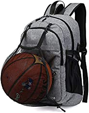 adorence Multi-Functional Backpack with Password Lock & USB Charging Port, Luggage Strap Travel Carrying B