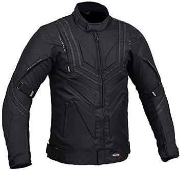 Tuck Chaqueta Protectora para Hombre de Moto a Prueba de Agua, M: Amazon.es: Coche y moto