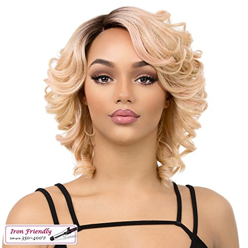 MAGIC (NT MOSS GREEN) - It's A Wig Synthetic Hair Full Wig (Magic Wig)