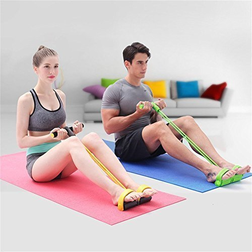 ADS Pull/Waist Reducer Body Shaper Quality Pull String – Body Building Training, Rubber Pull Rope Exerciser, Toning Tube Price & Reviews