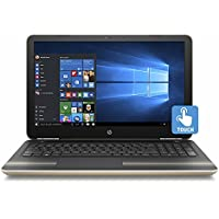 HP Pavilion 15.6-Inch Touchscreen Flagship Laptop (Intel Core i5-6200U up to 2.8GHz, 8GB RAM, 1TB HDD, DVD, Wi-Fi, Windows 10 Home) (Certified Refurbished)