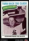 1977 Topps # 436 Turn Back The Clock Bob Keegan Chicago White Sox (Baseball Card) Dean's Cards 4 - VG/EX White Sox