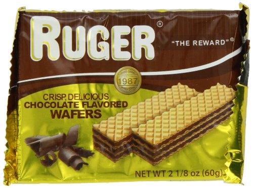 Ruger Wafers Austrian Chocolate 2 125 product image