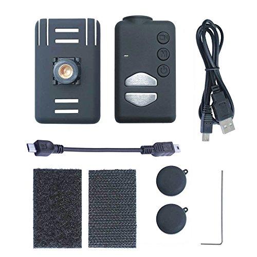 Mobius ActionCam 1080p HD Minikamera | V3 | Standardobjektiv | LENS A