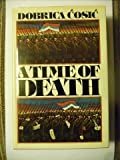 img - for Time of Death (HBJ Album Biographies) book / textbook / text book