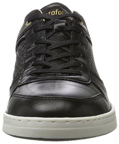 Pantofola d'Oro Auronzo Braided Uomo Low - Tobillo bajo Hombre Schwarz (Black)