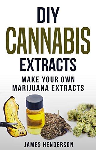 Cannabis Extracts Marijuana Handbook Cannabutter ebook product image