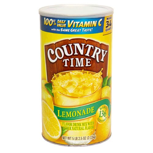 country time lemonade can - 5