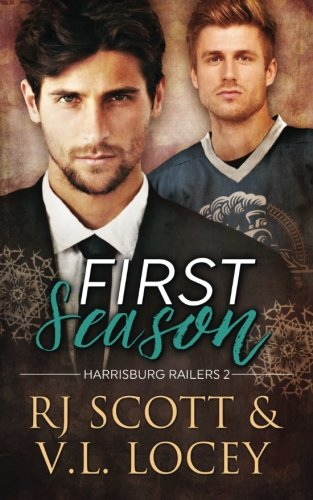 Books : First Season (Harrisburg Railers) (Volume 2)