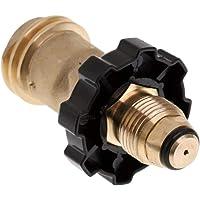 Adaptador para Tanque de Gas Con Perilla Manual para Salida POL (Tipo 1 O MEXICANO) A Salida QCC1 (Americano)
