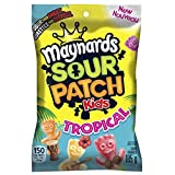 Maynards Sour Patch Kids Tropical Candy, 185 Grams