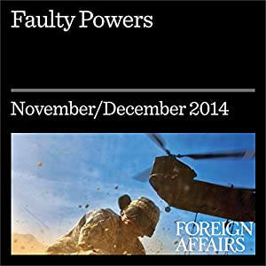 Faulty Powers Periodical