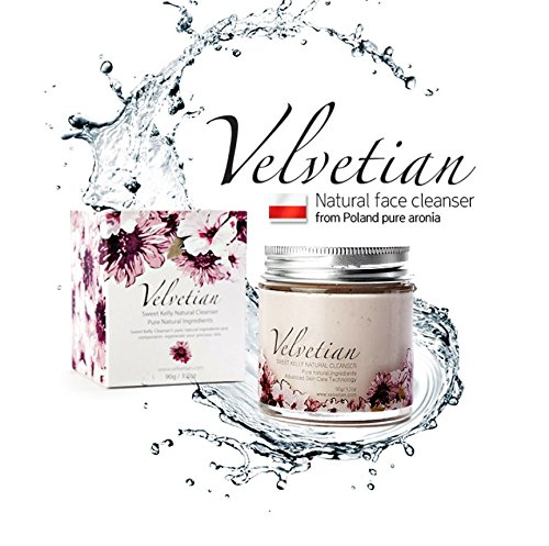 France Lime Basil - [Velvetian] Sweet Kelly Natural Korean Cleanser, Bright Cleansing for your skin, Pure Natural Ingredients.