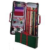 Master Craft Gift Wrap Storage Bag, Green