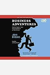 Business Adventures Audio CD