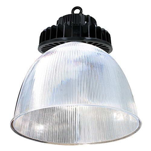 High Bay LED Hook Mount Fixture 200W, 26,200 Lumens With