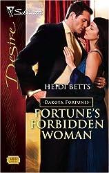 Fortune's Forbidden Woman (Dakota Fortunes)