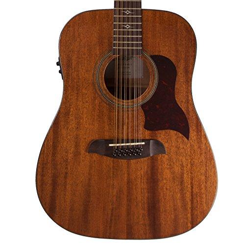 (Sawtooth Mahogany Series 12-String Solid Mahogany Top Acoustic-Electric Dreadnought)