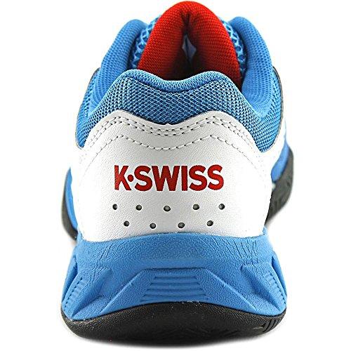 Mixte Light Bigshot K Chaussures Blanc rouge 5 Enfant KS Swiss 2 bleu BqxZwHR0