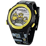 Despicable Me Kid's Digital Light Up Watch DSM4091