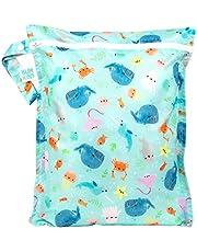 Bumkins Wet Bag - Ocean Life Blue