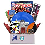 Beyond Bookmarks Teen Scene - Boy's Summer Camp Care Package or Birthday Gift Includes Marvel Comic...