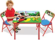 Mickey Mouse Table & Chairs Set For Kids - Furni