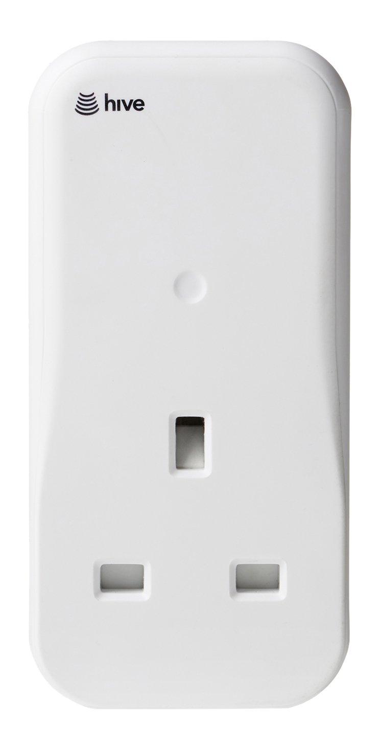 Hive Active Smart Plug - White EXES8 HAH2SMARTPLUG