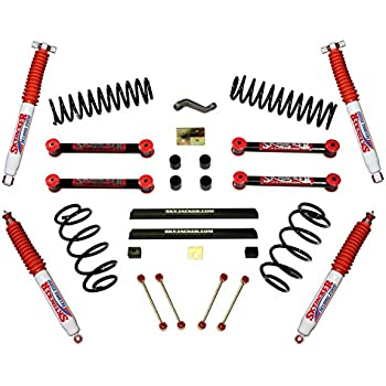 "Skyjacker (TJ403BPH) 4"" Lift Pallet Kit"