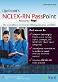 img - for Lippincott's NCLEX-RN PassPoint: Powered by PrepU book / textbook / text book