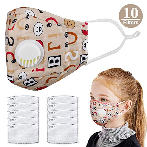 masque enfants pollution