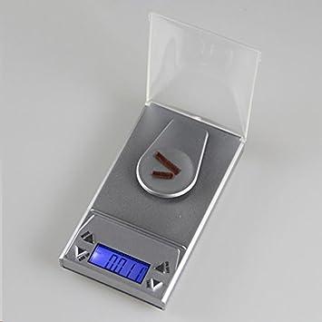 Escala de joyería Dongjinrui 20G 0,001 g LCD digital de escala de joyas de oro de