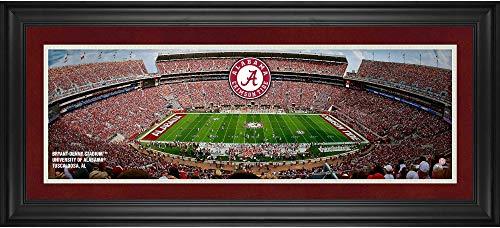 Alabama Crimson Tide Framed 10