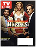 TV Guide Magazine January 29-February 4 2007 Sendhil Ramamurthy Hayden Panettiere Jack Coleman Heroes