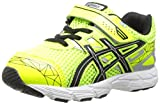 ASICS GT 1000 3 TS Running Shoe (Toddler),Flash Yellow/Black/Lightning,5 M US Toddler