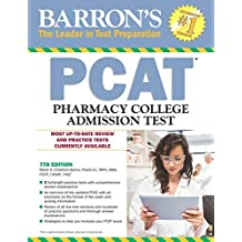 Barron's PCAT: Pharmacy College Admission Test