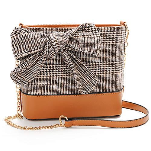 Jhmy sac à main, épaule personnalisée petite minimaliste moderne (21 * 18 8cm) multicolore en option, noir brun