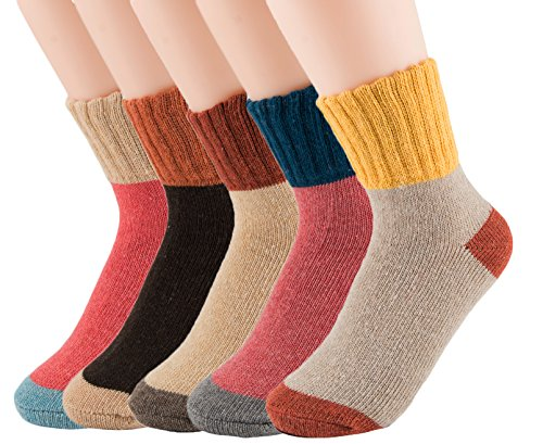 thin thermal socks for women - 8