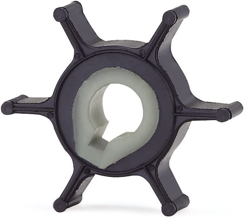 Full Power Plus Impeller Replacement For Yamaha 2 hp outboard Impeller 2-Stroke Parts 646-44352-01 Sierra 18-3072 646-44352-01-00