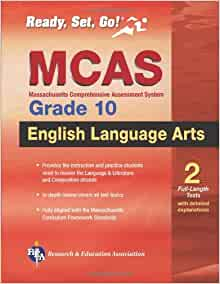 Practice Tests and Exam Prep for Grade 10 English Language Arts