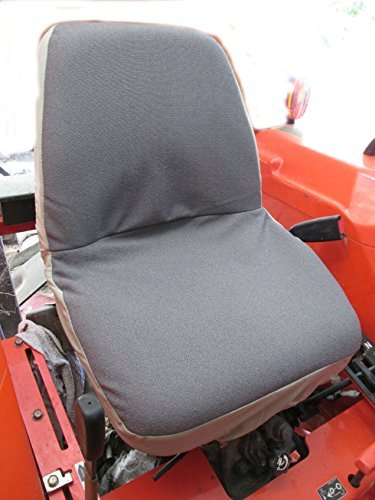 KU01 Woodland Kubota Seat Covers for Tractor L2800,L3400,L4300,L44000 in Woodland Endura Camo Durafit Seat Covers